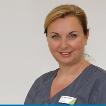 Dr. Helga Schaffner - medi+, Mainz